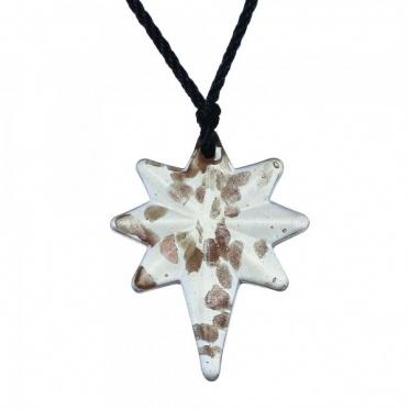Hot Popular Charm Flower Coloured Glaze Pendant Necklace Unique Intricate Pattern Jewelry