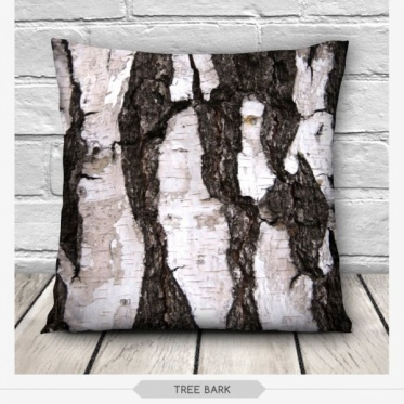 Fashion 3D Photographic Soft Pillowcase Printed Cushion Cover 40x40cm Family