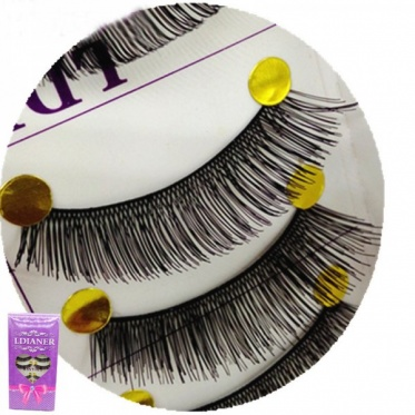 10 Pair Hot sale Messy Nature Eye Lashes Handmade Cross False Eyelashes