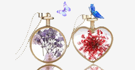 Dried Flower Jewelry