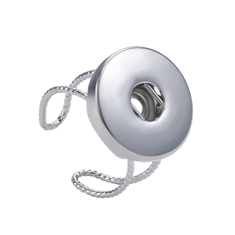 Wholesale punk snap chunk charms bracelet for chunk snap button Bracelets newly