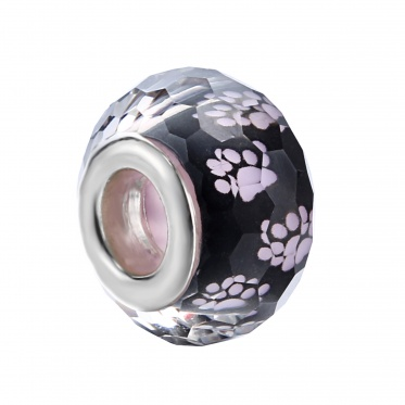 Spot 5pcs Wholesale Multicolor Coloured Glaze Beads DIY Jewelry Accessories For Bracelet