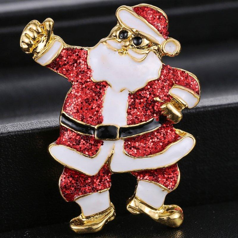 Christmas gift gold santa claus house xmas love