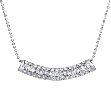 Boutique fashion alloy rhinestone necklace for sale