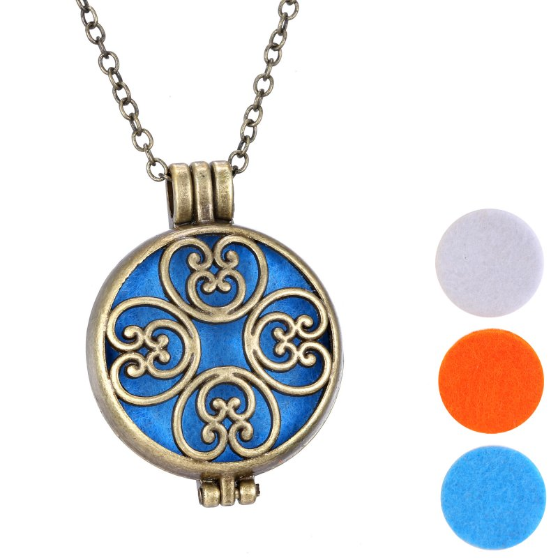 Essential Oil Diffuser Necklace Doterra Aromatherapy