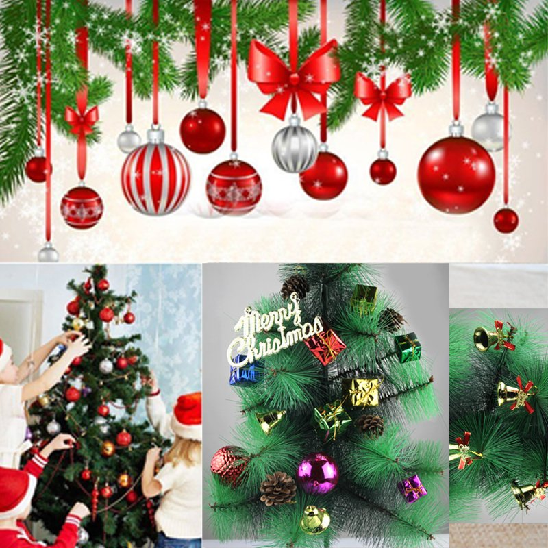 Wholesale Christmas Xmas Balls Decorations Baubles Party