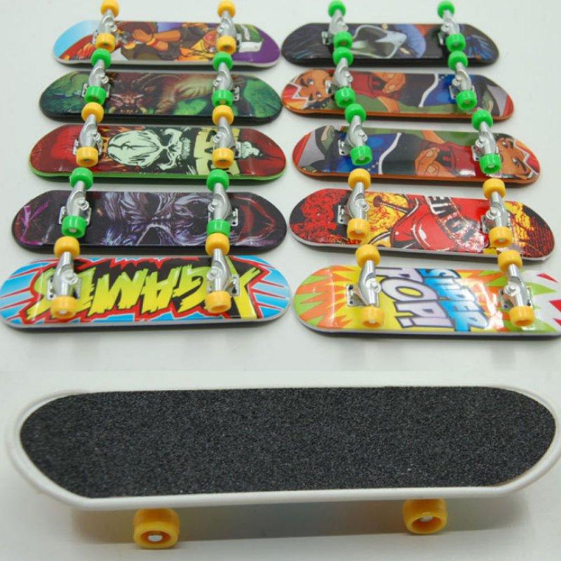2017 mini skate finger board skateboards miniature children kids 39 birthday 39 s toy ebay - Tech deck finger skateboards ...