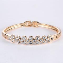 Rinhoo Bracelets Bangles Jewelry Lover Love Polished Cuff Bangle Bracelet Wrist Bracelet Jewelry for Men Women bangle1