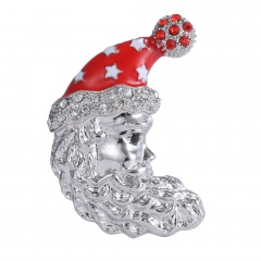 Wholesale Fashion Brooch Christmas Brooch Gifts Santa Claus