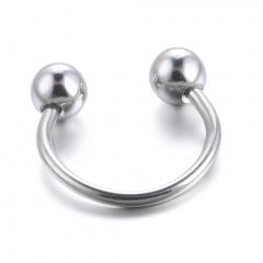 10pcs Different Shape Silver Body Jewelry U