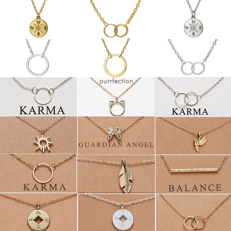 Fashion Women Lady Jewelry Gift Lovely Animal Small Horse Pendant Necklace Chain