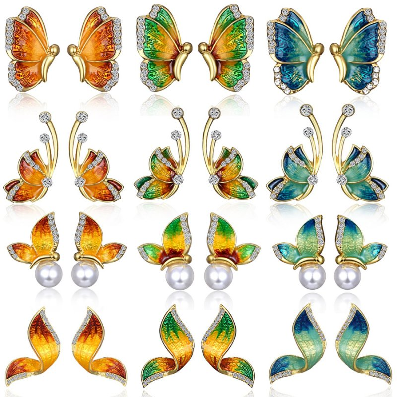 Gifts Fashion Unisex Birthday Kids Alloy Jewelry Insect Women Brooch Pin